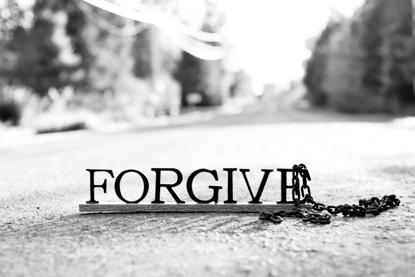 Staying Off The Rollercoaster- Forgive